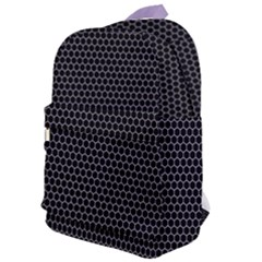 Hexagon Effect  Classic Backpack by TimelessFashion