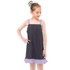 Hexagon Effect  Kids  Overall Dress by TimelessFashion