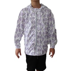 Just Leaves  Hooded Windbreaker (kids)