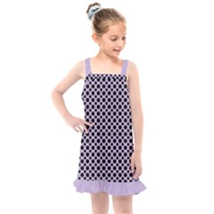 Polka Dots (small) Kids  Overall Dress by TimelessFashion