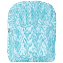 Zigzag Backdrop Pattern Full Print Backpack