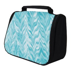 Zigzag Backdrop Pattern Full Print Travel Pouch (small) by Alisyart
