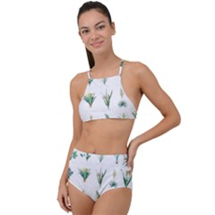 Ml 7 3 High Waist Tankini Set