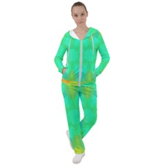 Kaleidoscope Background Women s Tracksuit