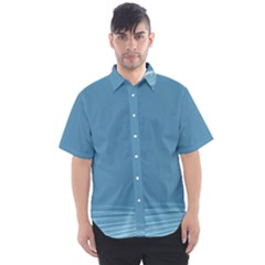 Airy Men s Short Sleeve Shirt