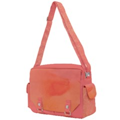 Coral Kissed Buckle Multifunction Bag by TopitOff