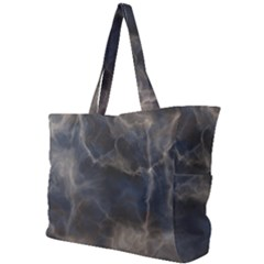 Marble Surface Texture Stone Simple Shoulder Bag