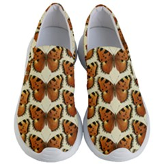 Butterflies Insects Women s Lightweight Slip Ons by Mariart