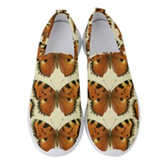 Butterflies Insects Women s Slip On Sneakers by Mariart