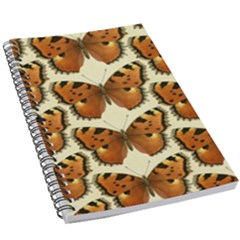 Butterflies Insects 5 5  X 8 5  Notebook by Mariart