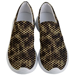 Honeycomb Beehive Nature Women s Lightweight Slip Ons by Mariart