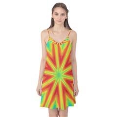 Kaleidoscope Background Star Camis Nightgown