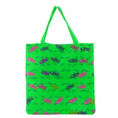 Fish Aquarium Underwater World Grocery Tote Bag