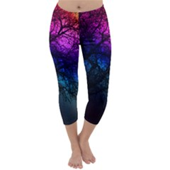Fall Feels Capri Winter Leggings