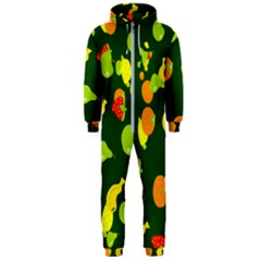 Fruite Hooded Jumpsuit (men)  by AnjaniArt