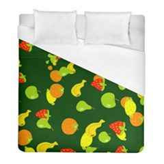 Fruite Duvet Cover (full/ Double Size) by AnjaniArt