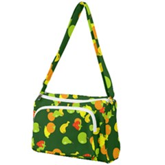 Fruite Front Pocket Crossbody Bag