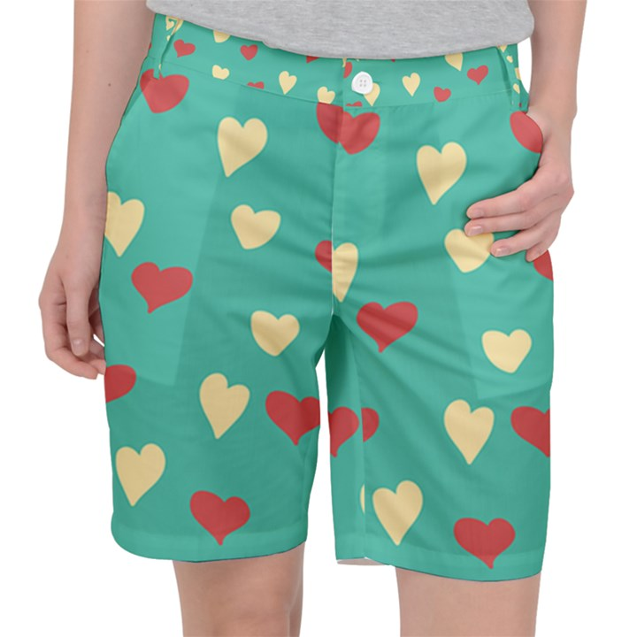 Tenderhearted Pocket Shorts