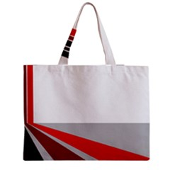 Lift Off Zipper Medium Tote Bag by WensdaiAmbrose