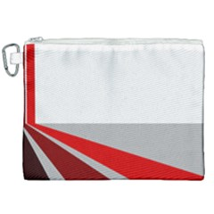 Lift Off Canvas Cosmetic Bag (xxl)