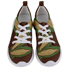 Sweet Corn Maize Vegetable Women s Lightweight Sports Shoes