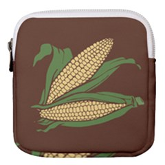 Sweet Corn Maize Vegetable Mini Square Pouch