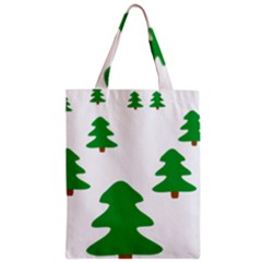 Christmas Tree Holidays Classic Tote Bag