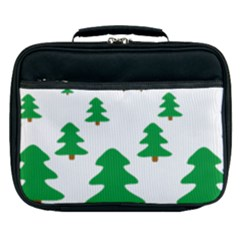 Christmas Tree Holidays Lunch Bag