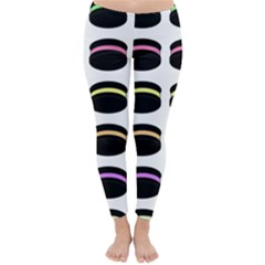 Cookies Moon Pies Classic Winter Leggings