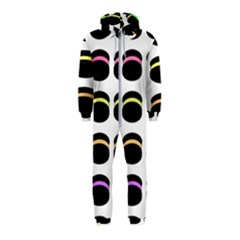 Cookies Moon Pies Hooded Jumpsuit (kids)