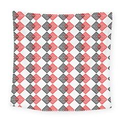 Backdrop Plaid Square Tapestry (large)