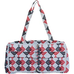 Backdrop Plaid Multi Function Bag