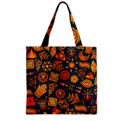 Magician s Toolbox  Grocery Tote Bag by WensdaiAddamns