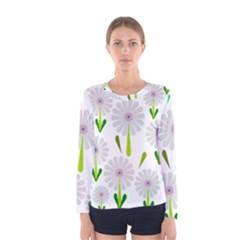 Zappwaits Women s Long Sleeve Tee