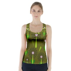 Zappwaits Racer Back Sports Top by zappwaits