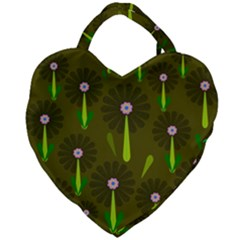 Zappwaits Giant Heart Shaped Tote