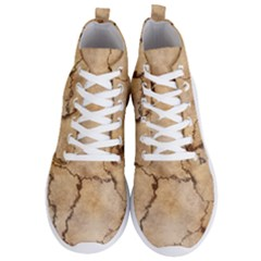 Stone Surface Stone Mass Men s Lightweight High Top Sneakers