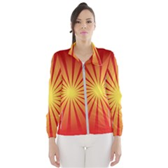 Sunburst Sun Windbreaker (women)