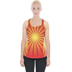 Sunburst Sun Piece Up Tank Top