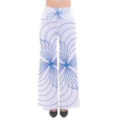 Spirograph Pattern Drawing So Vintage Palazzo Pants