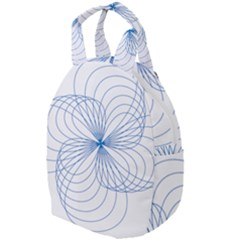 Spirograph Pattern Drawing Travel Backpacks