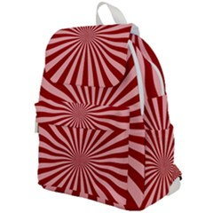 The Ringmaster Top Flap Backpack