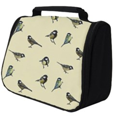 Bird Is The Word Full Print Travel Pouch (big) by WensdaiAddamns