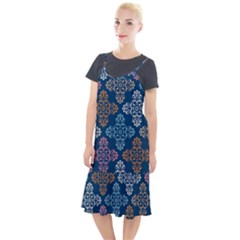 Wallpaper Abstract Art Camis Fishtail Dress by Jojostore