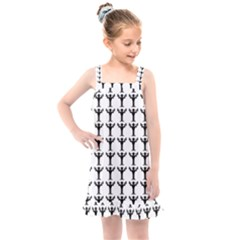 Strongman Background Gym Kids  Overall Dress