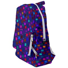 Squares Square Background Abstract Travelers  Backpack
