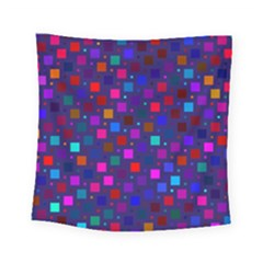 Squares Square Background Abstract Square Tapestry (small) by Alisyart