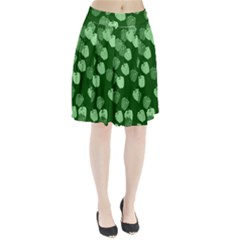 Seamless Paprica Pleated Skirt