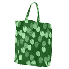Seamless Paprica Giant Grocery Tote