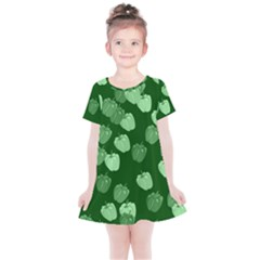 Seamless Paprica Kids  Simple Cotton Dress